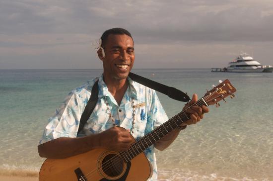 Кастэвей-Айленд (Калито), Фиджи: Castaway Island, Fiji - welcome6