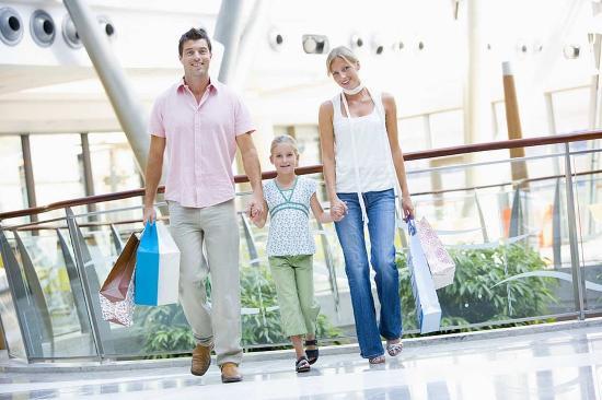 Norco, Καλιφόρνια: Mum and dad shopping