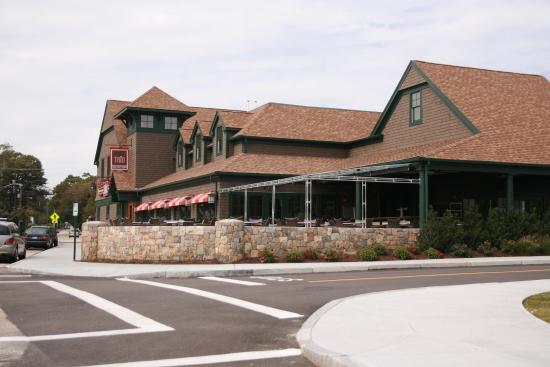 Kingston, RI: Trio Restaurant