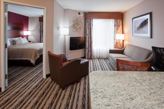 GrandStay Residential Suites Hotel St Cloud : One Bedroom Suite