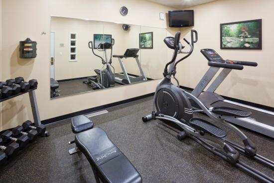 GrandStay Residential Suites Hotel St Cloud : Exercise Facility