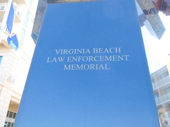‪Virginia Beach Law Enforcement Memorial‬
