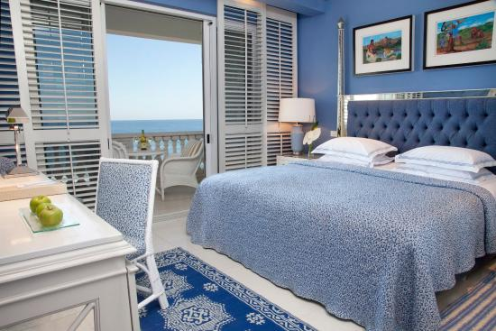The Oyster Box: Sea Facing Family Room