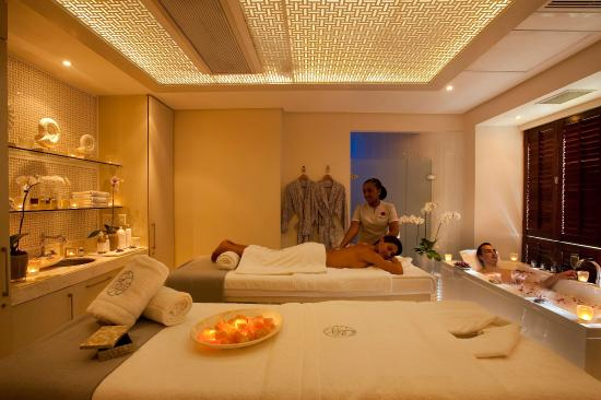 The Oyster Box: The Spa