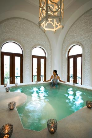 The Oyster Box: The Spa, Plunge Pool