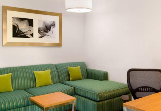 Brentwood, Μιζούρι: Suite Living Area