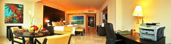 Hotel El Panama: Pano
