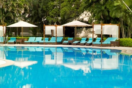 Hotel El Panama: pool
