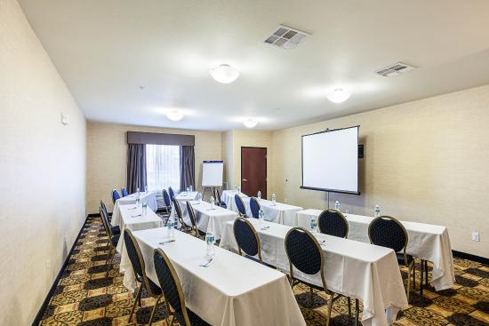 Comfort Suites San Antonio North - Stone Oak: Meeting Room