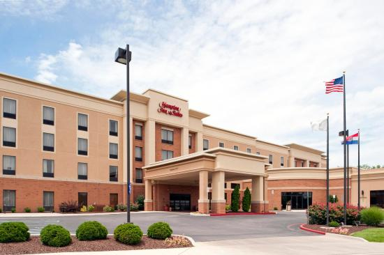 Hampton Inn & Suites Columbia-University of Missouri