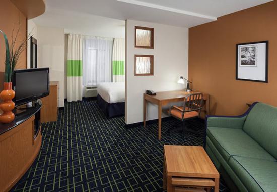Όβερλαντ Παρκ, Κάνσας: Executive Suite Living Area