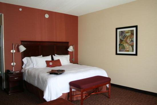 Indiana, PA: King Bed Guestroom