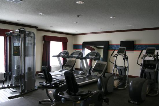 Indiana, PA: Fitness Center
