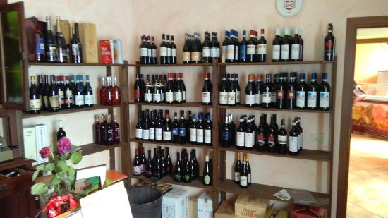 Quaranti, إيطاليا:  vin deselezion