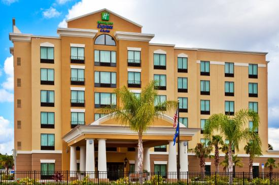Photo of Holiday Inn Express Hotel & Suites Orlando - International Drive