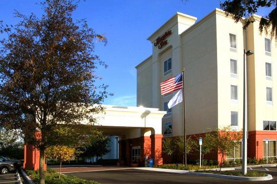 Leesburg, FL: Front Entrance