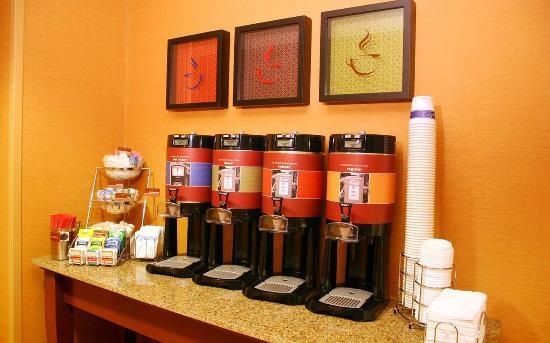Leesburg, FL: Breakfast Beverages