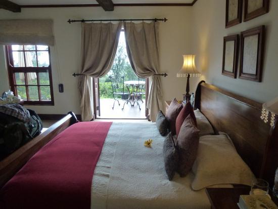 The Manor at Ngorongoro: Room w lanai view