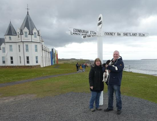 Photo of John O'Groats Wick