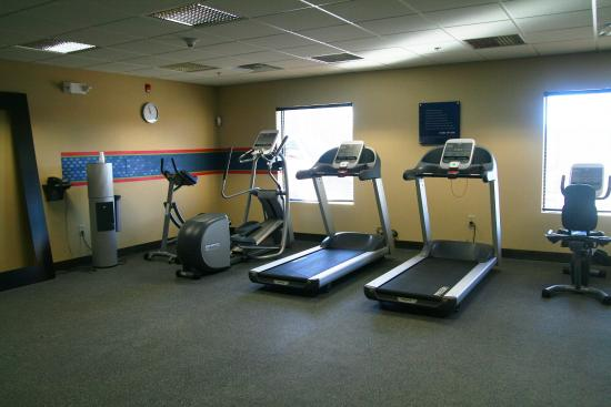 Wilson, Северная Каролина: Fitness Center