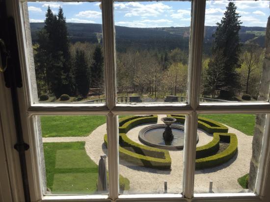 Manoir de Lebioles: View for suite
