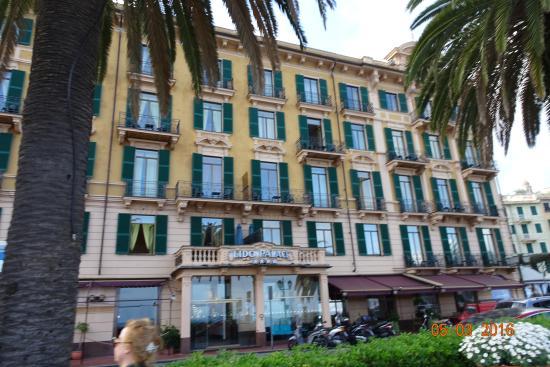 Hotel Lido : Fachada do hotel
