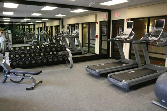 Enfield, CT: Fitness Center