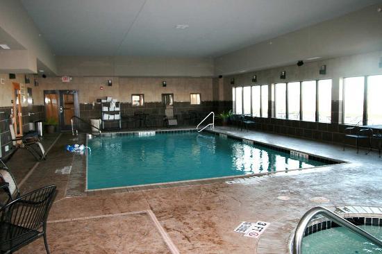 Dumas, TX: Pool