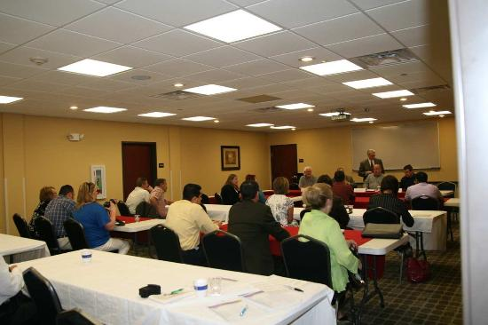 Dumas, TX: Our flexible meeting space offers the perfect room for your next special event or gathering.