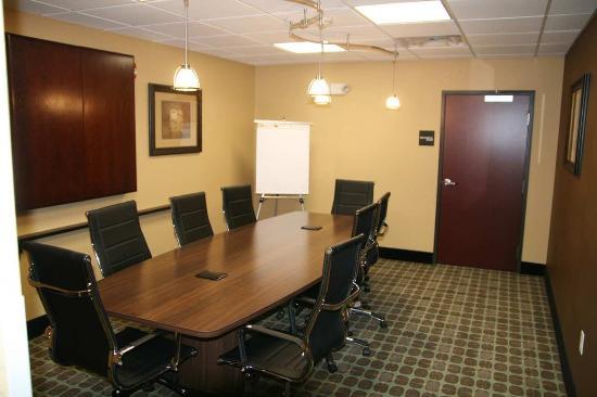 Dumas, TX: Boardroom
