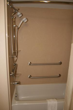 Lanett, AL: Accessible Shower