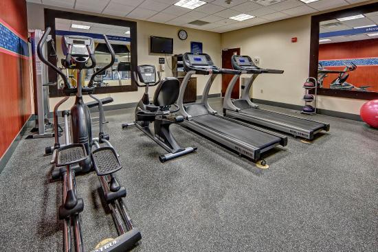 กาแลกซ์, เวอร์จิเนีย: Fitness Center