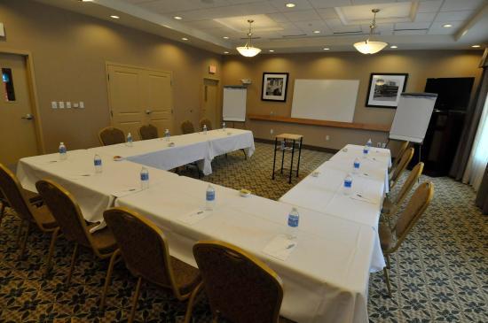 Hampton Inn Nashua : Meeting U-shaped