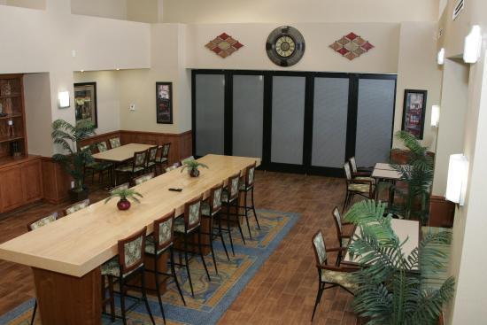 Hampton Inn - Alice : Breakfast Area