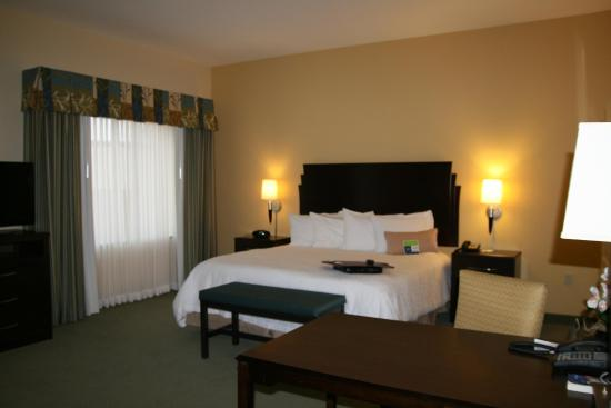 Alpine, TX: Accessible King Whirlpool Suite