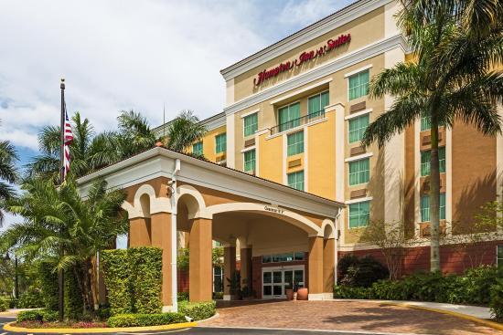 Hampton Inn & Suites Ft Lauderdale / Miramar: Hotel Exterior