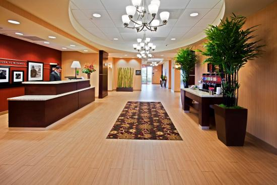 ‪‪Hampton Inn & Suites Ft Lauderdale / Miramar‬: Main Lobby‬