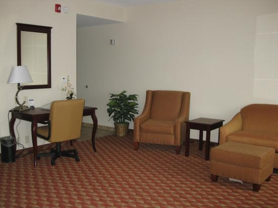 Hampton Inn Kingsland: Queen Suite