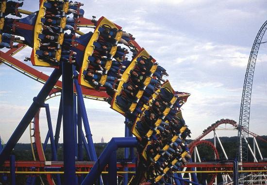 Deer Park, IL: Six Flags Great America