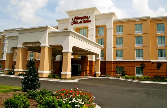 Welcome to Hampton Inn & Suites Scottsboro Hotel, AL