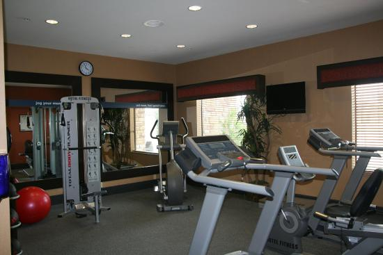 Hampton Inn & Suites Fort Worth/Forest Hill: Fitness Center