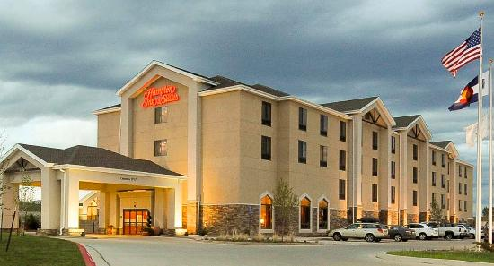 Hampton Inn and Suites Craig