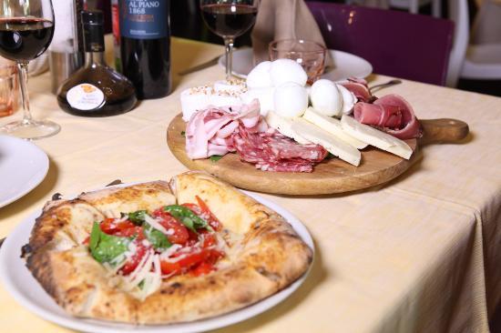 Tagliere picture of la cucina birichina quarto tripadvisor - Cucina birichina quarto ...