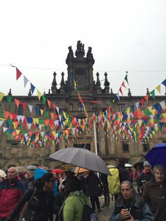 A Coruna Province, İspanya: Festa de la Ascensión 2016