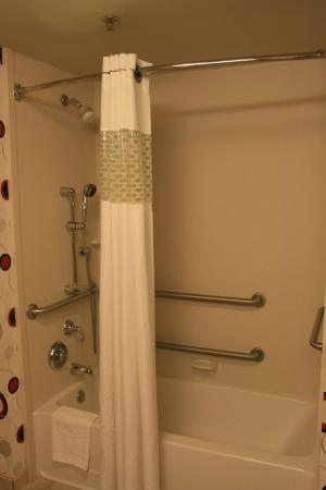 Leeds, AL: Accessible Bathroom