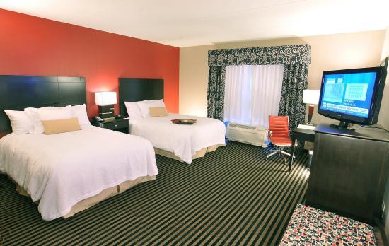 Leeds, AL: Double Queen Room
