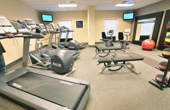 Leeds, AL: Fitness Center