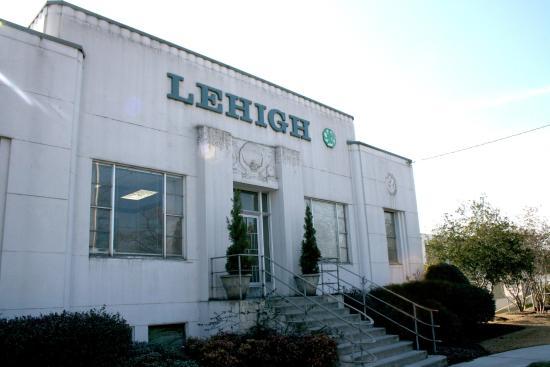 Leeds, ألاباما: Cement Plant