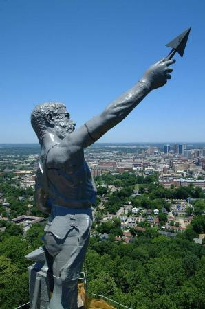 Leeds, ألاباما: Vulcan Park and Museum