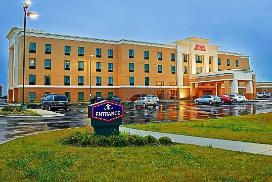 Hampton Inn & Suites Marshalltown: Exterior